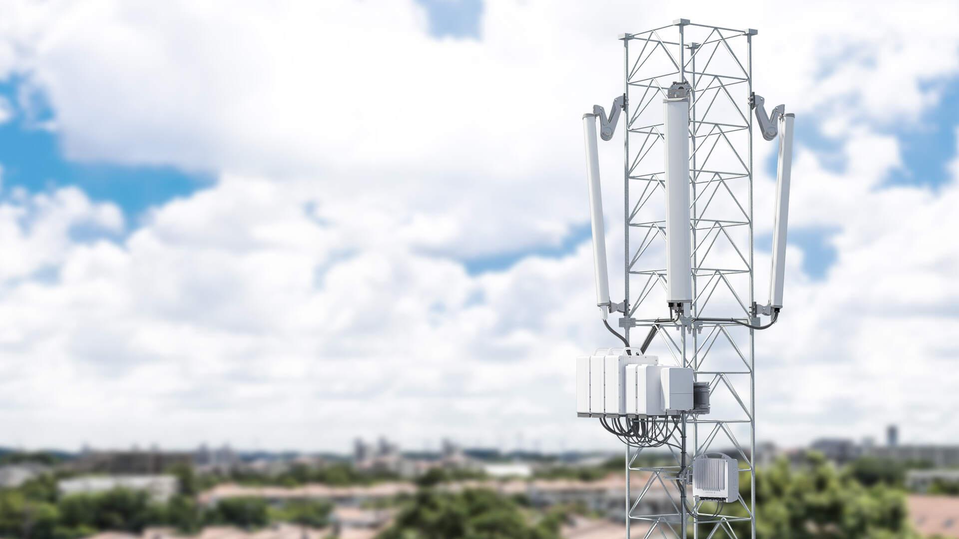Эрикссон купил самого популярного производителя антенн для базовых станций