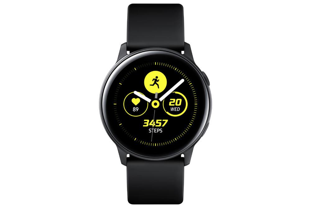 Galaxy Watch Active: новый спортивный стиль