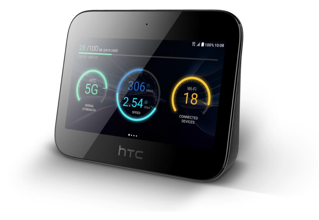 Мобильный HTC 5G Hub