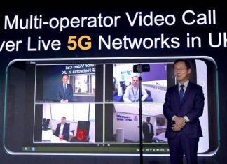Huawei запускает серию решений для автономных мобильных сетей