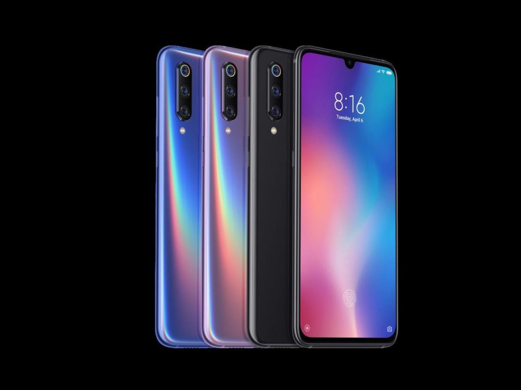 Xiaomi представила новейшие телефоны Mi Mix 3 5G и Mi 9 в Барселоне