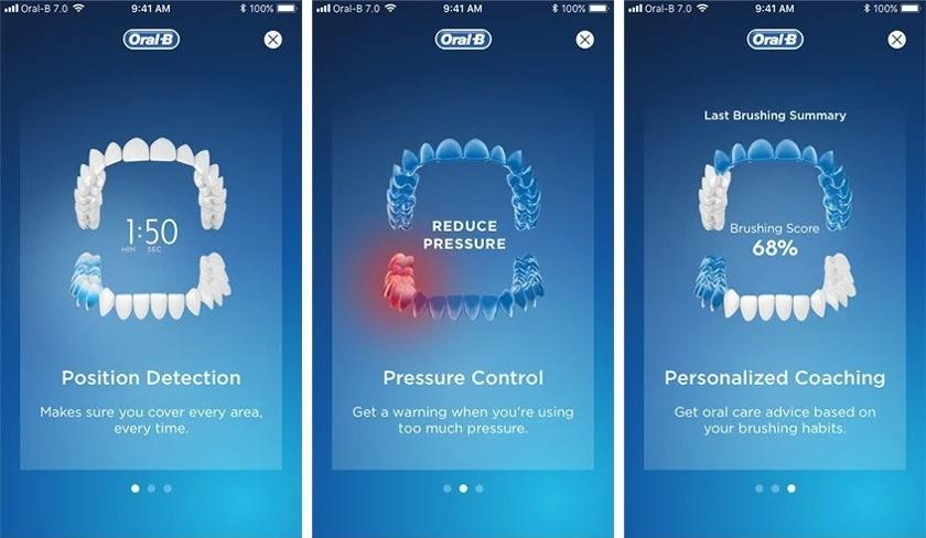 MWC 2019: Oral-B представил зубную щетку с искусственным интеллектом