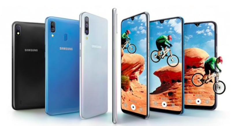 Samsung представляет смартфон Galaxy A50