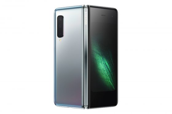 Galaxy Fold. Да, Samsung видит будущее смартфонов, но цена не низкая