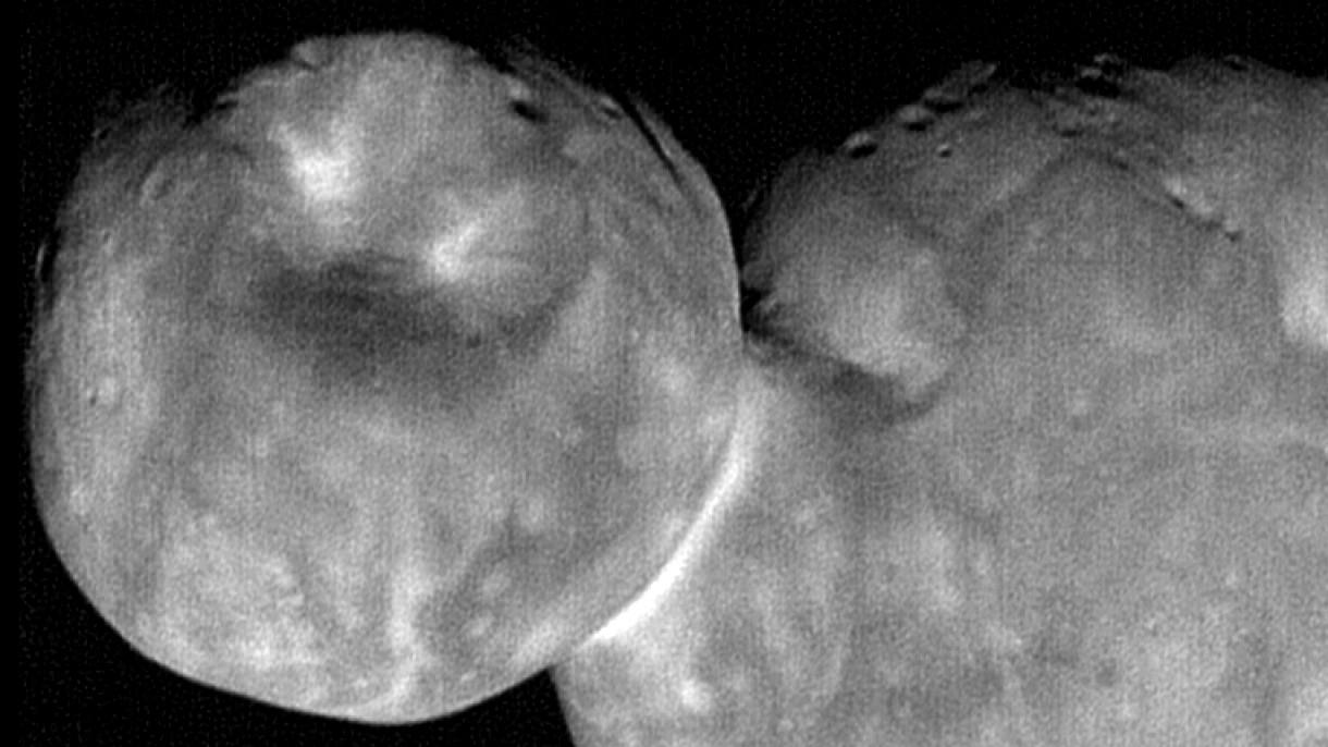 Ultima Thule во всей красе благодаря лучшему качеству изображения, выполненному зондом