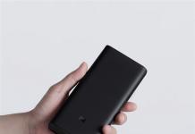 Первый в истории Xiaomi портативный аккумулятор с беспроводной зарядкой