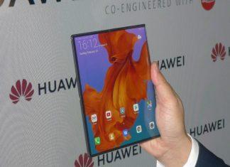 Huawei Mate X - начинается новая эра смартфонов