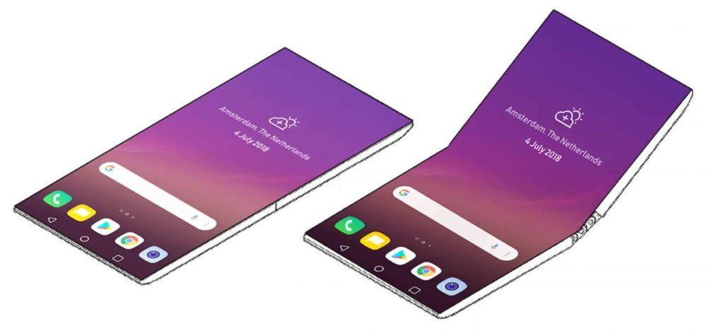 LG пока заморозит проект смартфона с гибким экраном
