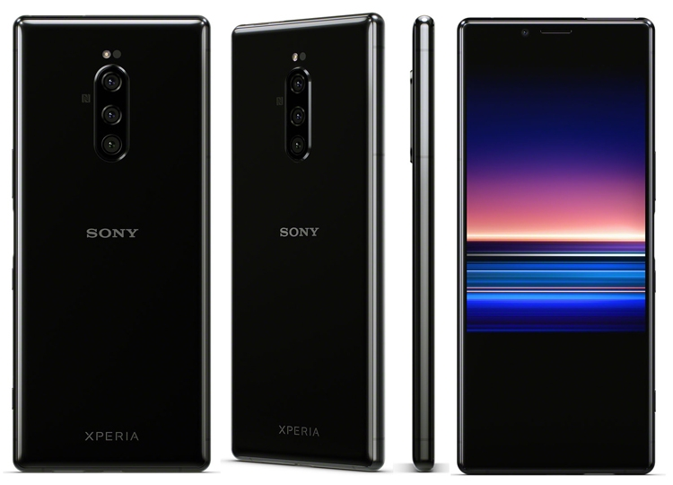 MWC 2019: Sony Xperia 1 - мощный смартфон с 4K OLED-экраном и тройной камерой